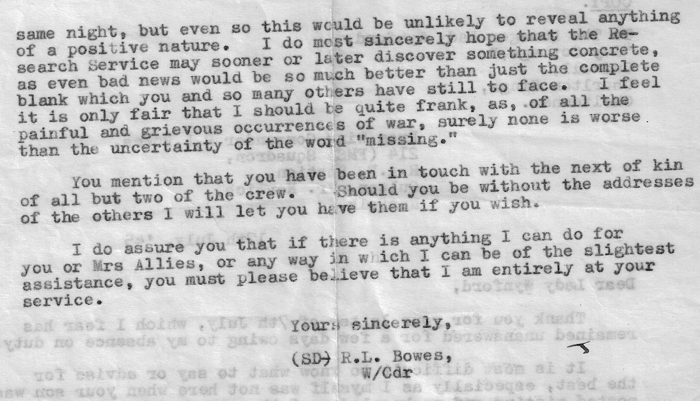 Allies_William_Donald_Letter_to_Lady_Wynford_Page_2