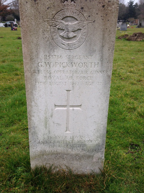 Pickworth_Godfrey_William_grave